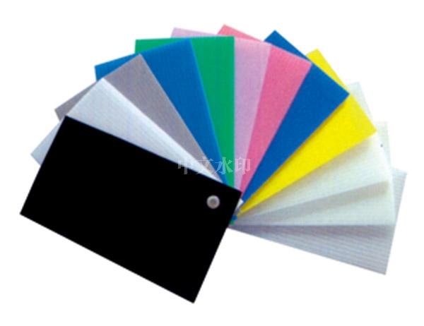 彩色橡塑板