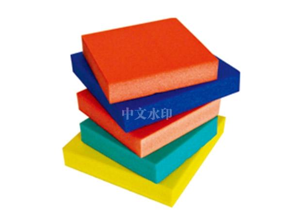 彩色橡塑保温棉