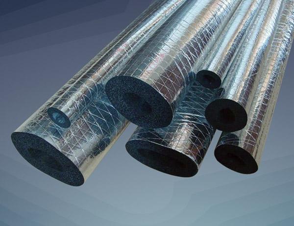 网格铝箔橡塑管