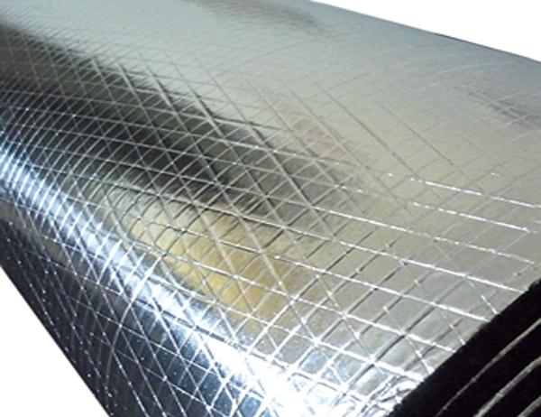 网格铝箔橡塑板