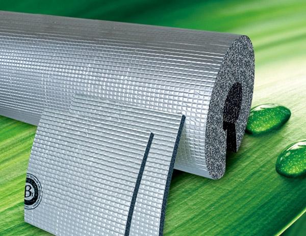 贴面橡塑板_五彩贴面橡塑_橡塑保温板